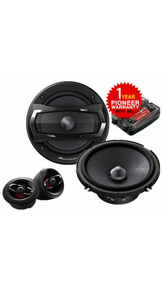 Pioneer TS-A1605C Component System Package (350 Watt)
