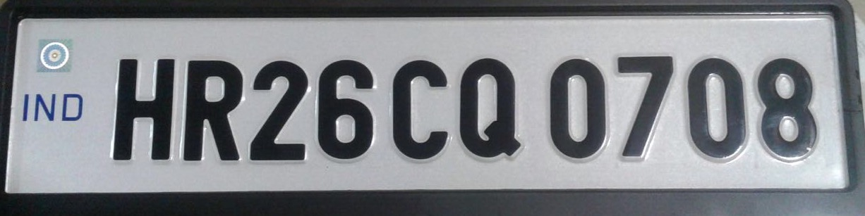 IND Plate