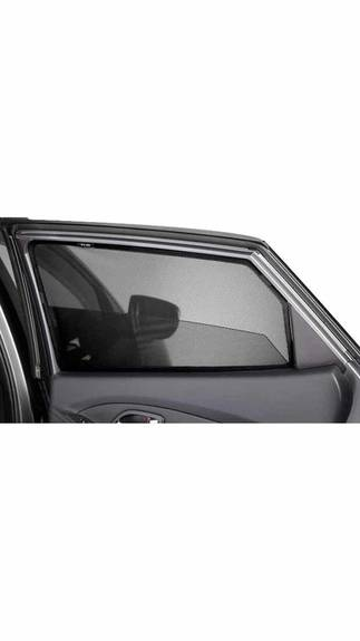 Car Magnetic Window Sun Shades For hatchback (4 Pcs.) 50% black