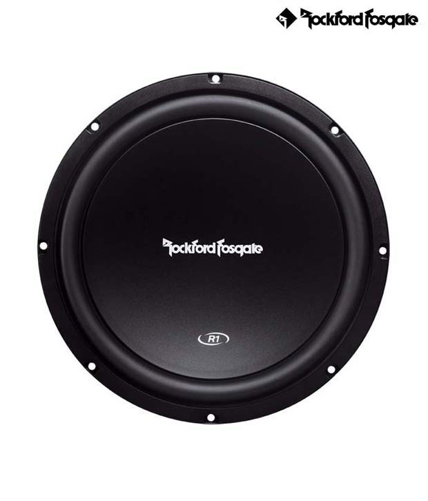 Rockford Fosgate - Prime Series - R1S412 - 12'' 4-Ohm SVC Subwoofer
